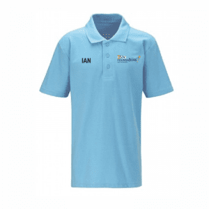 FFDN Toddler Polo Shirt