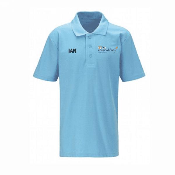 FFDN Toddler Polo Shirt