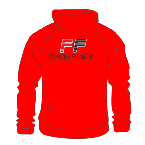 Forces Fitness Hoody