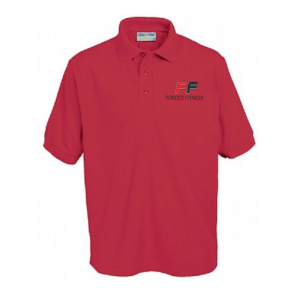 Forces Fitness Polo Shirt