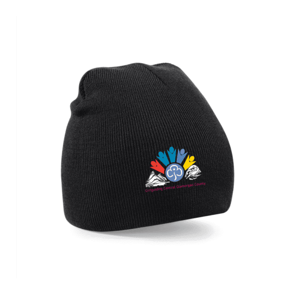 Girlguiding Central Glamorgan Beanie