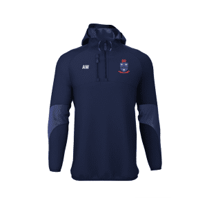 Heol Y Cyw RFC Edge Hooded Jacket