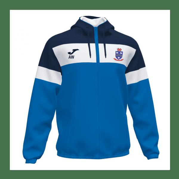 Heol Y Cyw RFC Raincoat