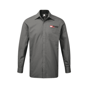 Industrial Air Power Dress Shirt