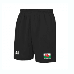Judo Wales Casual Shorts