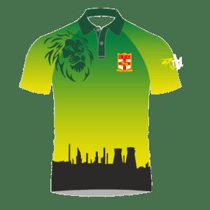 Llandarcy Cricket Club Playing Polo Shirt