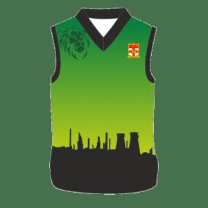 Llandarcy Cricket Club Sleeveless Slipover