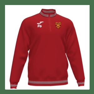Llangeinor FC Qtr Zip Sweatshirt
