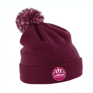 Lliswerry Runners Bobble Hat