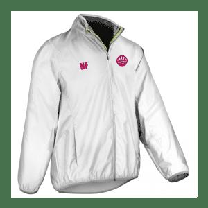 Lliswerry Runners Reflective Running Jacket