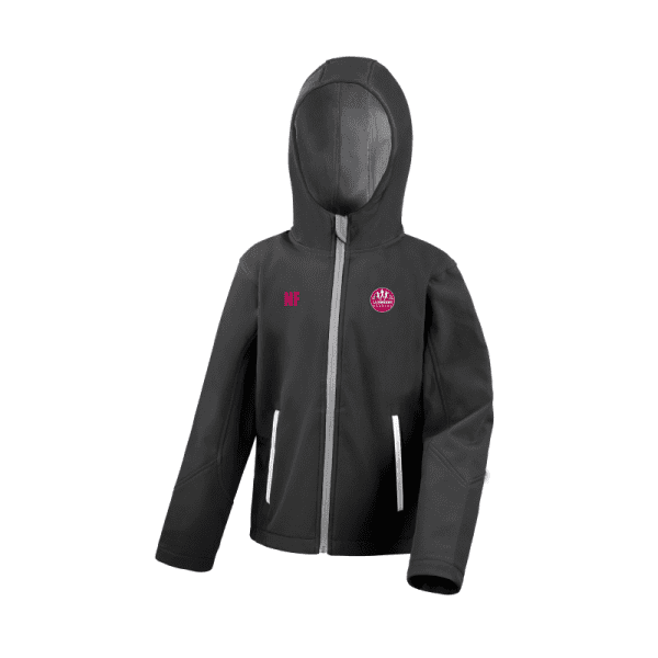 Lliswerry Runners Softshell Jacket