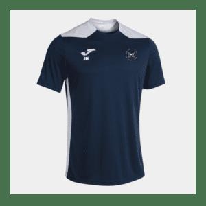Margam Inclusion FC Contrast T Shirt