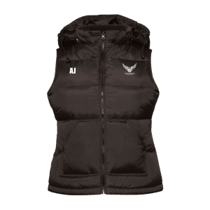 Miskin Magpies Netball Bodywarmer