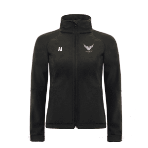 Miskin Magpies Netball Softshell Jacket