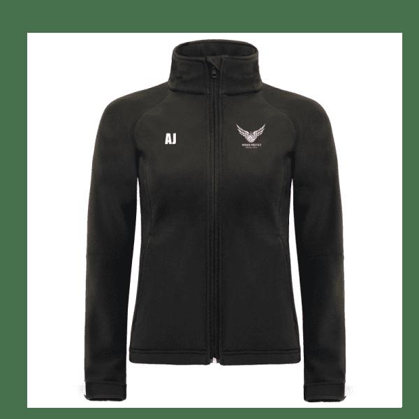 Miskin Magpies Netball Softshell Jacket