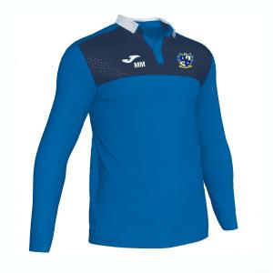 Monkton Swifts FC Long Sleeve Polo Shirt