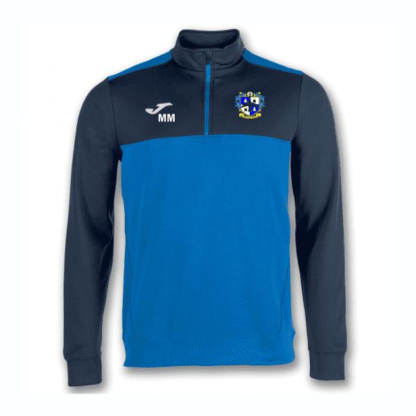 Monkton Swifts FC Qtr Zip Top