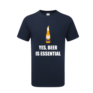 Lockdown Beer T-Shirt