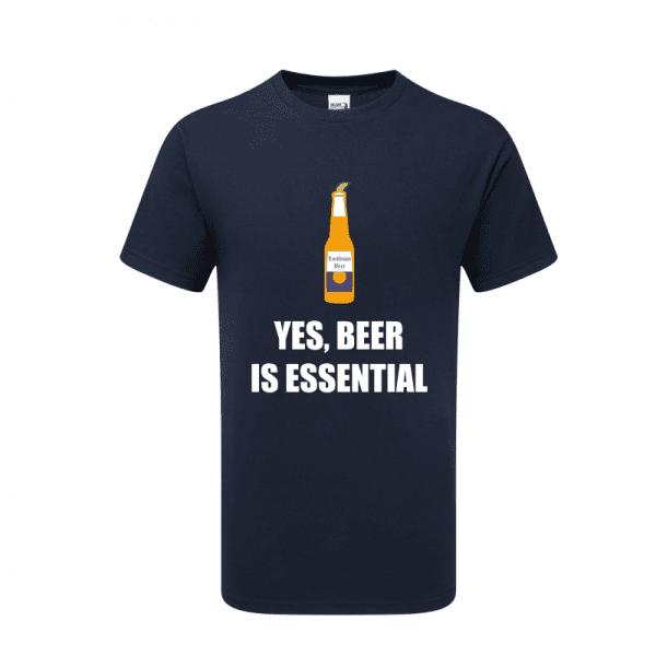 Lockdown Beer T-Shirt