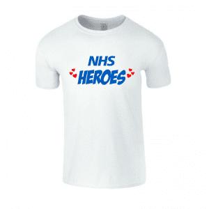 NHS Heros T-Shirt