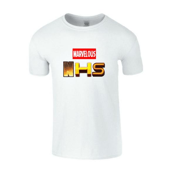 NHS Marvels T-Shirt