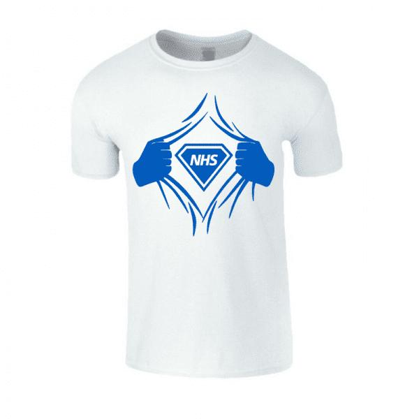 NHS Superman T-Shirt