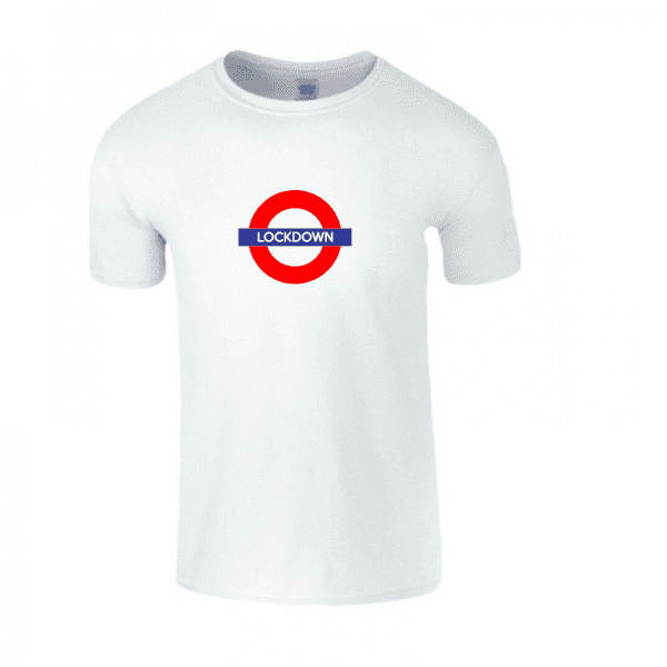 Lockdown Underground T-Shirt