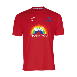 North Gwent Table Tennis Club NHS T Shirt