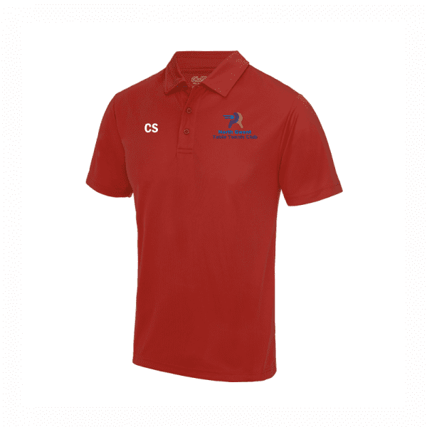 North Gwent Table Tennis Polo Shirt