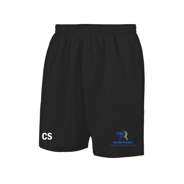 North Gwent Table Tennis Shorts
