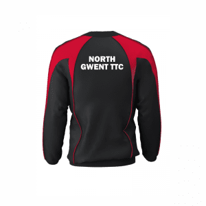 North Gwent Table Tennis Windbreaker