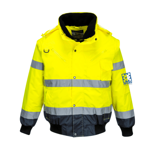 NPORS Operators 3 in 1 Bomber Jacket
