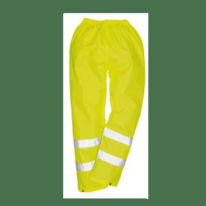 NPORS Operators Hi-Vis Waterproof Trousers