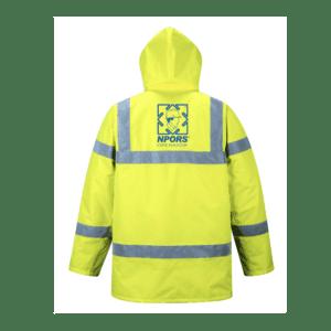 NPORS Operators Hi-Vis Traffic Jacket