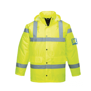 NPORS Staff Hi-Vis Traffic Jacket