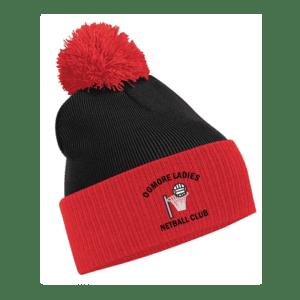 Ogmore Netball Bobble Hat