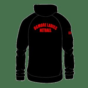 Ogmore Netball Heritage Hoody