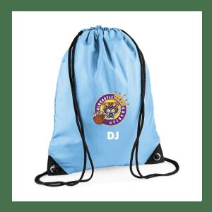 Oldcastle Tigers Basketball Drawstring Bag