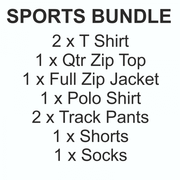 Pembrokeshire College-Football Sports Bundle