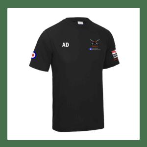 Pembrokeshire Military College Tri Logo T Shirt