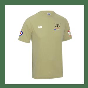 Pembrokeshire Military College Unisex Tri Logo T Shirt