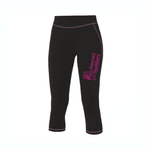 Pencoed Panthers 3 Qtr Leggings