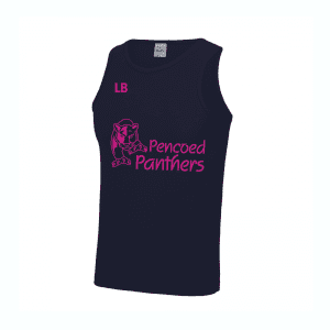Pencoed Panthers Ath Vest
