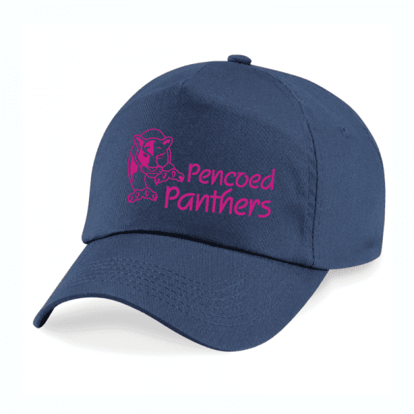 Pencoed Panthers Baseball Caps