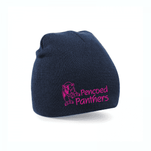 Pencoed Panthers Beanie