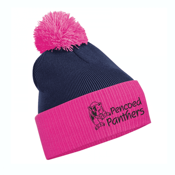 Pencoed Panthers Bobble Hat