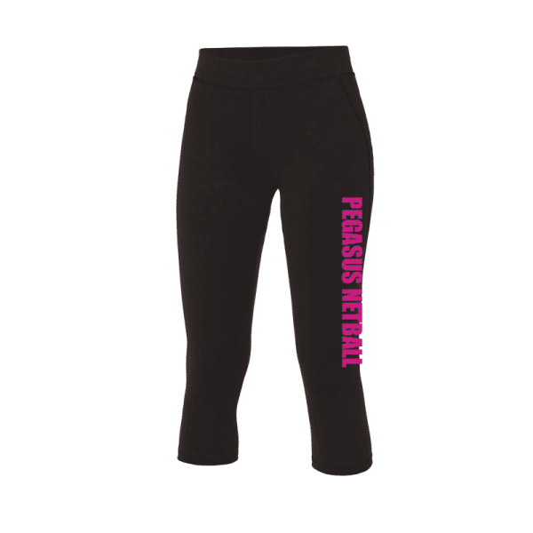 Pencoed Pegasus Netball 3Qtr Leggings