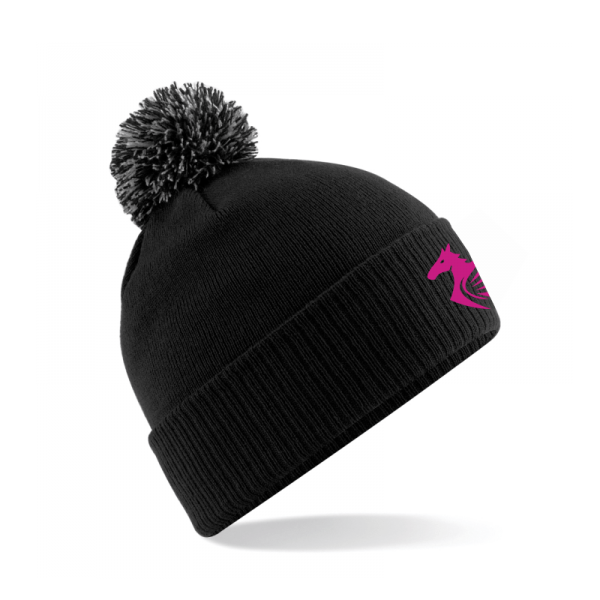 Pencoed Pegasus Netball Bobble Hat