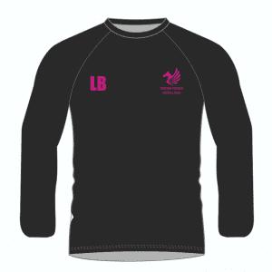 Pencoed Pegasus Netball AWD LS T Shirt