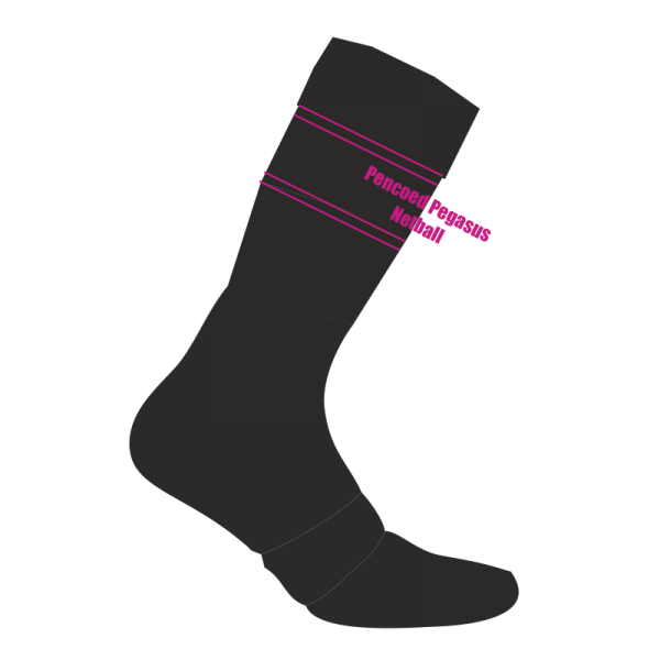 Pencoed Pegasus Netball Socks